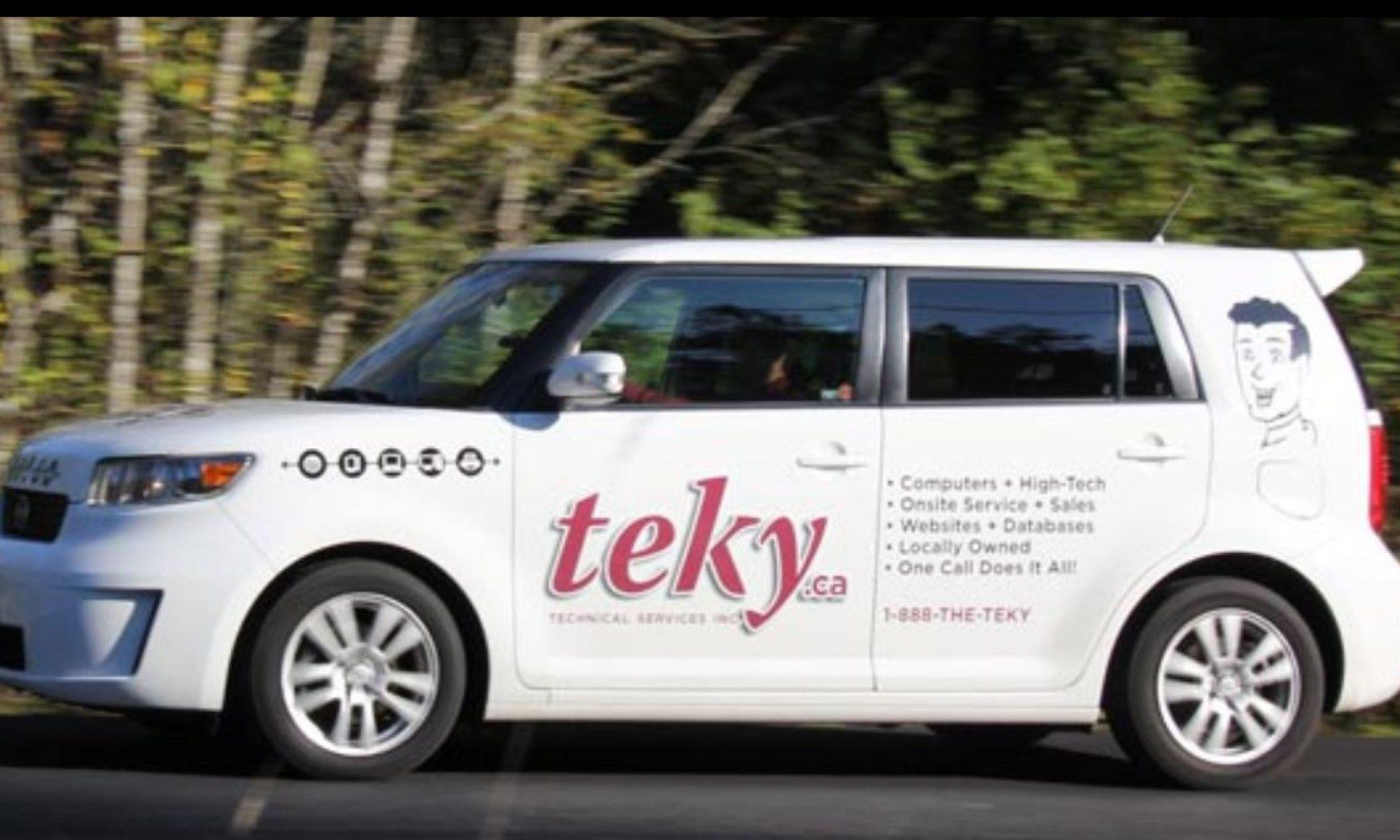 Teky Blog